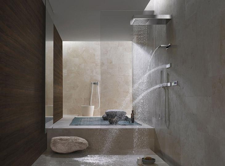 Carrelage et salle de bain sm carrelage salon de for Carrelage de provence