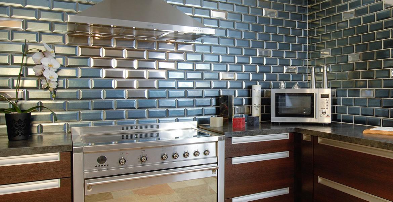 cuisine haut de gamme et high tech cuisine quip e meubles de cuisine cuisine design. Black Bedroom Furniture Sets. Home Design Ideas