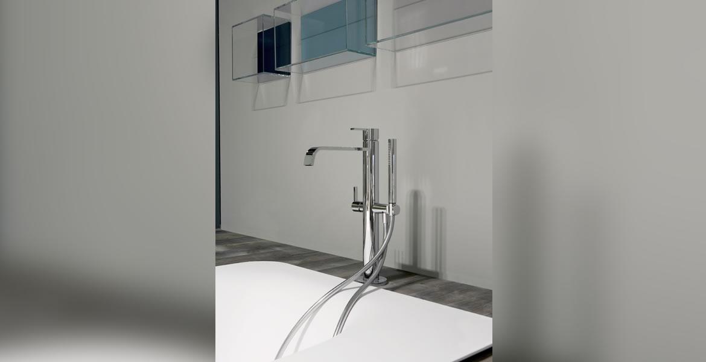 Robinetterie tendance pour salle de bain accessoires for Accessoire salle de bain hotel