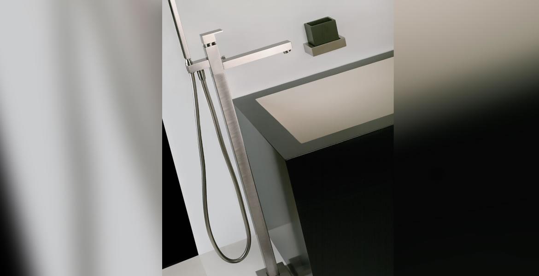 Robinetterie tendance pour salle de bain accessoires for Accessoire salle de bain tendance