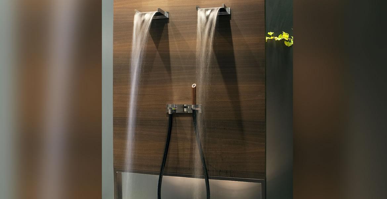 robinetterie tendance pour salle de bain accessoires salle de bain robinet salle de bain. Black Bedroom Furniture Sets. Home Design Ideas